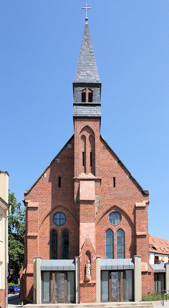Kath. Kirche St. Mariae Lutherstadt Wittenberg (bei Dessau