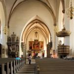 Wittenberg, Ev. Stadtpfarrkirche St. Marien, Halle