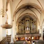 Wittenberg, Ev. Stadtpfarrkirche St. Marien, Orgel