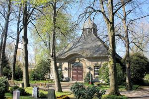 Wittgensdorf, Friedhofskapelle