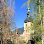 Wittgensdorf, Ev. Pfarrkirche
