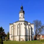 Wölkau, Ev. Pfarrkirche Kleinwölkau