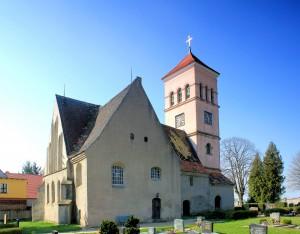 Wölpern, Ev. Pfarrkirche
