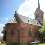 Wörblitz, Ev. Pfarrkirche