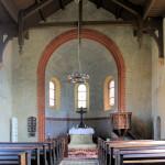 Wörblitz, Ev. Pfarrkirche, Chor