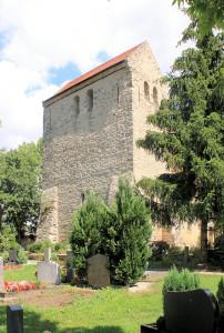 Wörmlitz, Ev. Kirche St. Petri