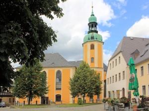 Wolkenstein, Ev. Stadtkirche St. Bartholomäus