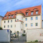 Wurzen, Domherrenkurie (Domplatz 6)