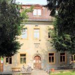 Wurzen, Domherrenkurie (Domplatz 5)