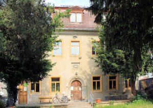Domherrenkurie Domplatz 5 Wurzen