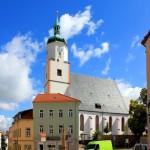 Wurzen, Ev. Wenceslaikirche, Südansicht