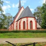 Wyhra, Ev. Pfarrkirche