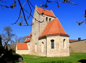 Zaasch, Ev. Pfarrkirche St. Ursula