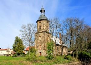 Zangenberg, Ev. Pfarrkirche (Zustand 2014)