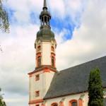 Zedtlitz, Ev. Pfarrkirche