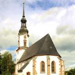 Ev. Pfarrkirche in Zedtlitz