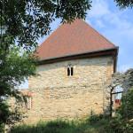 Zeitz, Kloster Posa, Speicher