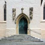 Zeitz, Ev. Michaeliskirche, Portal