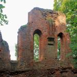 Zella, Kloster Altzella, Kellerhaus (Winterrefektorium)