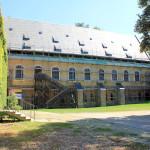 Zella, Kloster Altzella, Konversenhaus (Zustand August 2016)