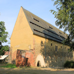 Zella, Kloster Altzella, Konversenhaus