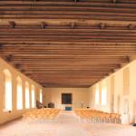 Zella, Kloster Altzella, Saal im Konversenhaus