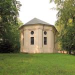 Zella, Kloster Altzella, Mausoleum
