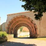 Zella, Kloster Altzella, Tor