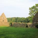Zella, Kloster Altzella, Scheune