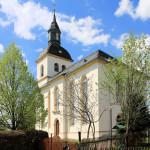 Zettlitz, Ev. Pfarrkirche