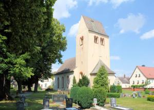 Zinna, Ev. Pfarrkirche