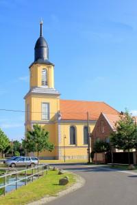 Zitzschen, Ev. Pfarrkirche