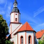 Zöpen, Ev. Pfarrkirche