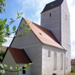 Zöschau, Ev. Pfarrkirche
