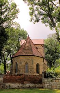 Zorbau, Ev. Kirche