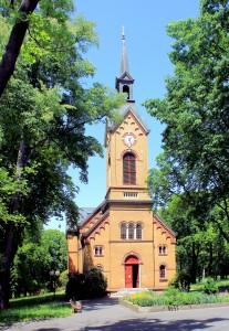Zschadraß, Anstaltskirche