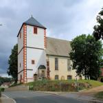 Zschaitz, Ev. Pfarrkirche