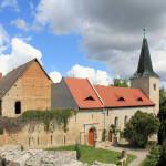 Zscheiplitz, ehem. Benediktinerinnen-Kloster, Klosterkirche