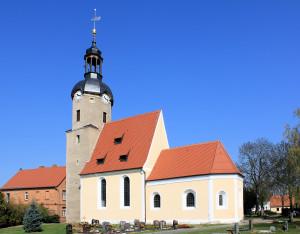 Zschepplin, Ev. Pfarrkirche