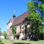 Zschernitz, Ev. Pfarrkirche