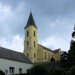 Zschochau, Ev. Pfarrkirche