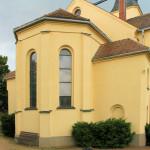 Zschochau, Ev. Pfarrkirche, Chor
