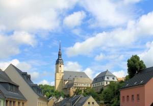 Zschopau, Ev. Stadtkirche St. Martin