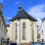 Zschopau, Ev. Stadtkirche St. Martin, Chor