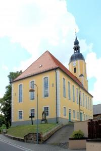 Zschoppach, Ev. Pfarrkirche