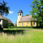 Zschorna, Ev. Pfarrkirche