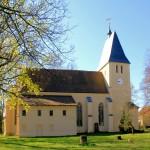 Zschortau, Ev. Pfarrkirche St. Nikolai