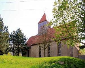 Zuckelhausen, Ev. Pfarrkirche