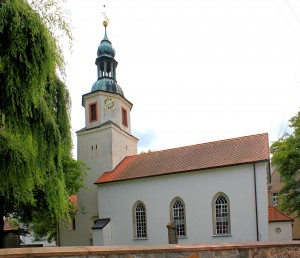 Zweenfurth, Ev. Pfarrkirche