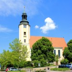Zwenkau, Stadtkirche St. Laurentius